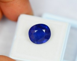 9.50Ct Natural Ceylon Blue Sapphire Oval  Cut Lot LZ293