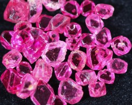 5.05 CTS SPINEL NATURAL CRYSTALS-BURMA  [STS1052]safe