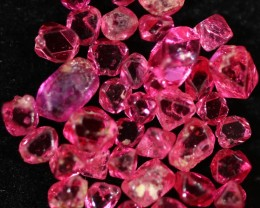 4.20 CTS SPINEL NATURAL CRYSTALS-BURMA  [STS1055]safe