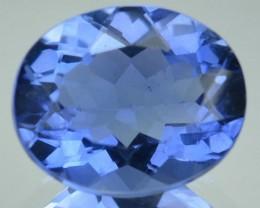 4.17 Cts Natural Color Change Fluorite Oval Cut Brazil Gem