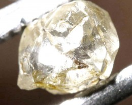 0.64CTS CERTIFIED COLOURLESS DIAMOND ROUGH SD-283