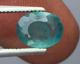Rare Clarity 1.02 Cts Grandidierite World Class Rare Gem ~ Madagascar Kj89