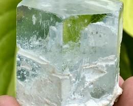 416.8ct Aquamarine Crystal from Nagar mine Pak