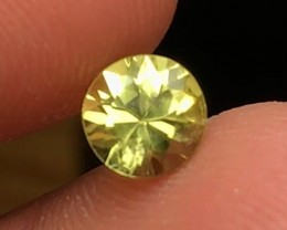 1.55 cts NEON CHRYSOBERYL - Yellow - BRAZILIAN