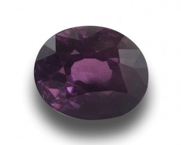 Natural Purple Sapphire | Loose Gemstone | Sri Lanka Ceylon - New