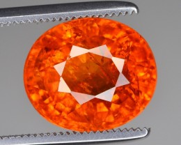 6.10 Ct BRILLIANT LUSTER AND COLOR SPESSARTITE GARNET ~ RA