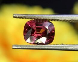 1.20 Crt Natural Rhodolite Garnet Faceted Gemstone (959)