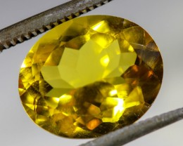 4.20 CTS FIERY  CITRINE -CUT FROM OUR ROUGH  [STS1122]