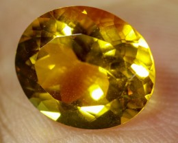 5.30 CTS FIERY  CITRINE -CUT FROM OUR ROUGH  [STS1125]