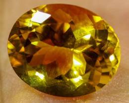 4.05 CTS FIERY  CITRINE -CUT FROM OUR ROUGH  [STS1130]