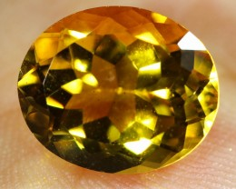 4.25 CTS FIERY  CITRINE -CUT FROM OUR ROUGH  [STS1132]4