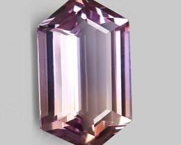 For Pauline 11.90ct Stunning Cut Ametrine  VVS Jewellery Grade Natural Gem