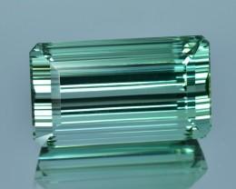 11.18 Cts Beautiful Attractive Stone Natural Mint Green Tourmaline