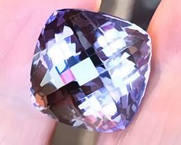 Exciting 15.15ct Ametrine  VVS Jewellery Grade Natural Gem Incredible luste