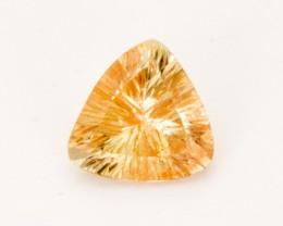 2.15ct  Champagne Concave Triangle Sunstone (S2529)