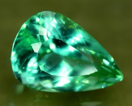 14.95 cts Pear Shape Spodueme Gemstone From Afghanistan