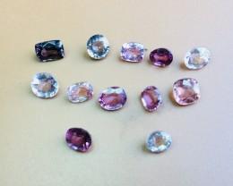 5.85 Crt Natural Spinel Lot Faceted Gemstone (R 149)