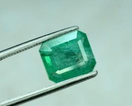 NO Reserve 4.65 carats Cetified Natural Emerald Loose Gemstone