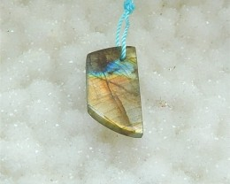 10ct Natural Labradorite DrilledFaceted  (18031124)