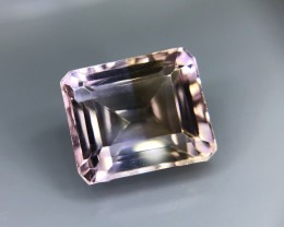 6.95 CT Natural Ametrine  Beautiful Faceted Gemstone S24