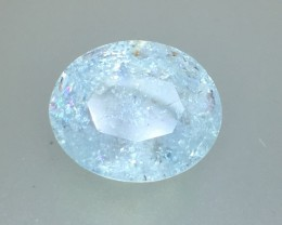 Certified 8.15 Cts Paraiba Tourmaline Attractive Higher Color ~ Mozambique
