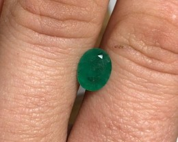 1.40 cts EMERALD - FANTASTIC COLOR - BRAZILIAN