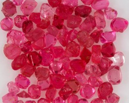 4.25 CTS SPINEL NATURAL CRYSTALS-BURMA  [STS1134]