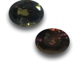 Natural Unheated Colour Change Sapphire |Loose Gemstone| Sri Lanka