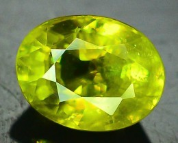 Top Fire 1.60 ct Natural Titanite Sphene M.1