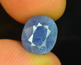 4.25 ct Natural Untreated Light Blue Sapphire