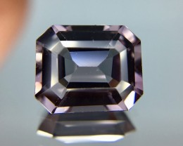 1.95 Cts Untreated Purple Spinel Excellent Color & Cut ~ Burma 6