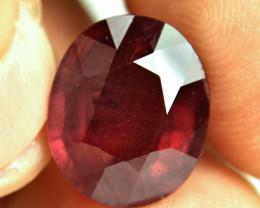 13.24 Carat Fiery Ruby - Gorgeous