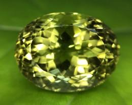 15.82 Crt Natural  Lemon Quards Faceted Gemstone (961)