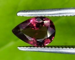 1.00 Crt Natural Rhodolite Garnet  Faceted Gemstone (961)