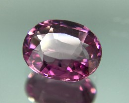 0.98 CT RARE MALAYA GARNET HIGH QUALITY GEMSTONE S36