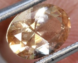 1.35CTS SUNSTONE  FACETED CG-2377