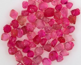 4.25 CTS SPINEL NATURAL CRYSTALS-BURMA  [STS1142]