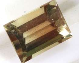 3CTS SUNSTONE  FACETED CG-2384