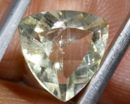 2.3CTS SUNSTONE  FACETED CG-2385