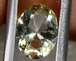 1.2CTS SUNSTONE  FACETED CG-2386