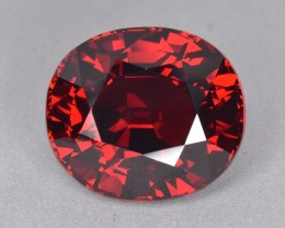 25.98 Cts  Amazing Attractive Color Natural Nigerian Spessartite Garnet