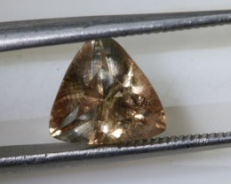 2.2CTS SUNSTONE  FACETED CG-2391