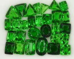 16.62 Cts Fabulous Madagascar Green Garnet Parcel Lot