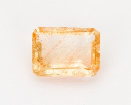 1.95ct Champagne Standard Rectangle Sunstone (S2533)