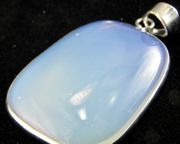new Opalite pendant 78 carats often called Rainbow moonstone