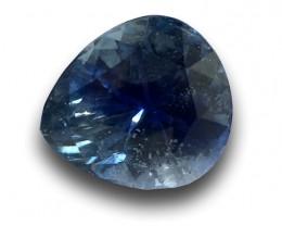 Natural Blue Sapphire |Certified | Loose Gemstone | Sri Lanka - Ne