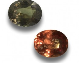Natural Unheated Colour Changing Garnet|Loose Gemstone| Sri Lanka