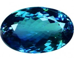 Natural Tanzanite 10.49 ct Unheated Untreated  - High-Quality  – IGE Rep
