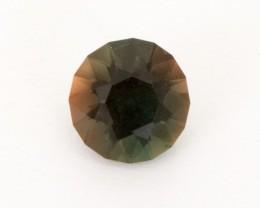 0.75ct Green Dichroic Standard Round Sunstone (S2543)