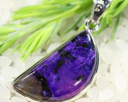 Beautiful natural Russian Charolite Pendant SU680